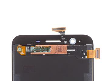 OEM LCD Screen with Digitizer Replacement for Oppo F1s Gray