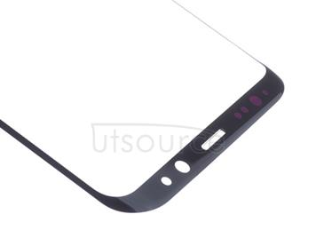 OEM Front Glass for Samsung Galaxy S8 Plus Midnight Black