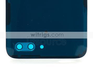 Custom Battery Cover for Huawei Honor 10 Phantom Blue