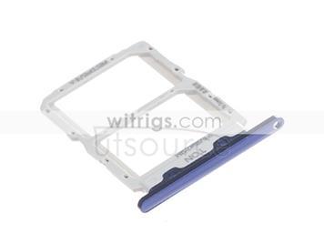 OEM SIM Card Tray for Huawei Honor Magic 2 Gradient Blue