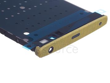 OEM LCD Supporting Frame for Sony Xperia XA2 Plus Silver