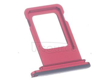 OEM SIM Card Tray for iPhone XR Red