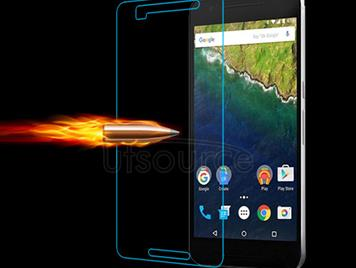 Tempered Glass Screen Protector for Huawei Nexus 6P Transparent