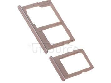 OEM SIM + SD Card Tray for Samsung Galaxy J4 Plus Gold