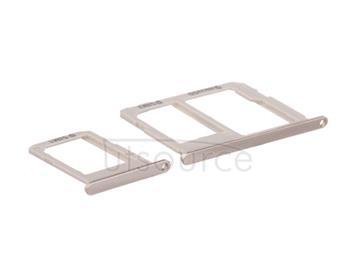 OEM SIM + SD Card Tray for Samsung Galaxy On5 Gold