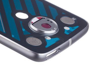 OEM Middle Frame for Motorola Moto Z Play Silver