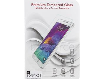 Tempered Glass Screen Protector for Sony Xperia XZs Transparent