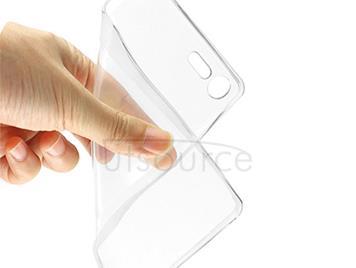 TPU Soft Case for Sony Xperia XZ Premium Transparent
