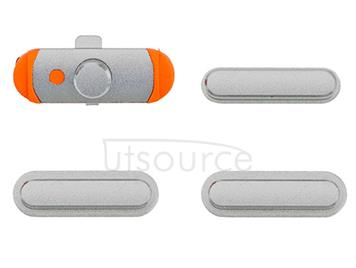 OEM Side Button for iPad mini 3 Silver