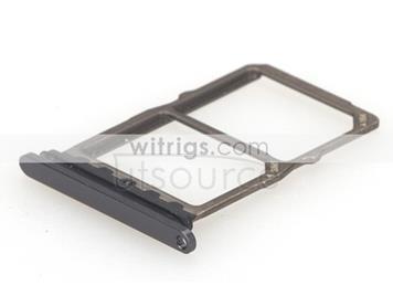 OEM SIM + SD Card Tray for Huawei Mate 20 Black