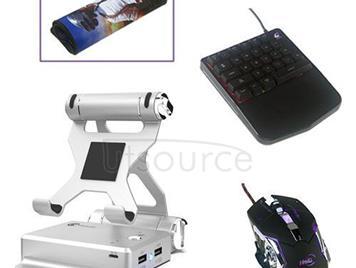 GameSir X1 BattleDock FPS Mobile PUBG Game Controller Kit 4PCS/SET