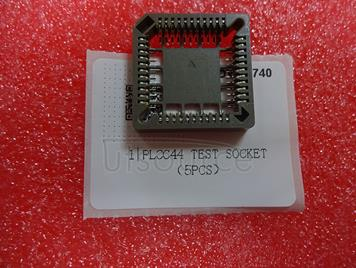 PLCC44 Test Socket (5pcs)