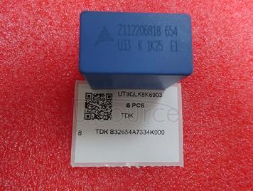 TDK B32654A7334K000