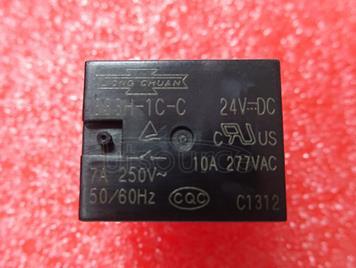 833H-1C-C-24VDC 24V 10A 5PINS