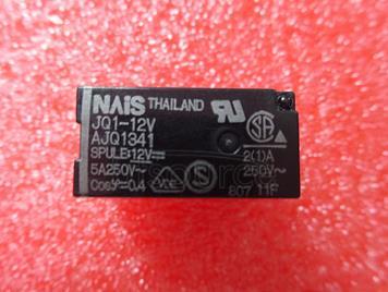 JQ1-12V-F AJQ1341F 12V 5A 5PINS