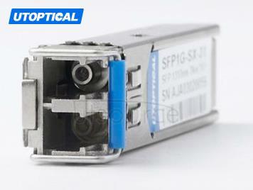 Juniper EX-SFP-GE40KCW1330 Compatible CWDM-SFP1G-ZX 1330nm 40km DOM Transceiver