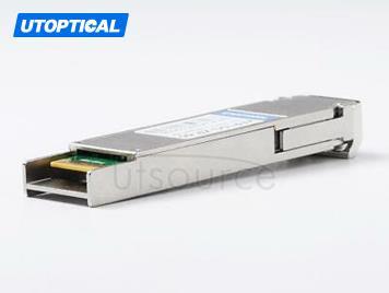 Alcatel-Lucent C60 XFP-10G-DWDM-60 Compatible DWDM-XFP10G-80 1529.55nm 80km DOM Transceiver