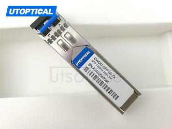 HPE SFP20K-CW1390 Compatible CWDM-SFP1G-ZX 1390nm 20km DOM Transceiver