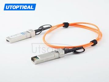 25m(82.02ft) Dell Force10 CBL-10GSFP-AOC-25M Compatible 10G SFP+ to SFP+ Active Optical Cable