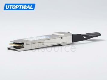 Fortinet FG-TRAN-QSFP+LR Compatible QSFP-LR4-40G 1310nm 10km DOM Transceiver