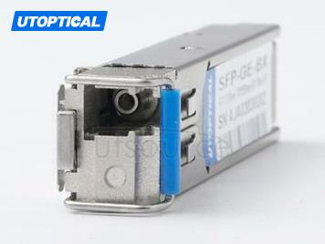 Extreme Networks MGBIC-BX40-U Compatible SFP-GE-BX40 1310nm-TX/1490nm-RX 40km DOM Transceiver