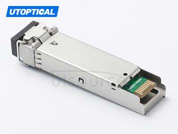 Juniper EX-SFP-GE100KCW1610 Compatible CWDM-SFP1G-EZX 1610nm 100km DOM Transceiver