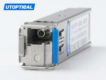 H3C SFP-GE-120-SM1490-A Compatible SFP-GE-BX120 1490nm-TX/1550nm-RX 120km DOM Transceiver