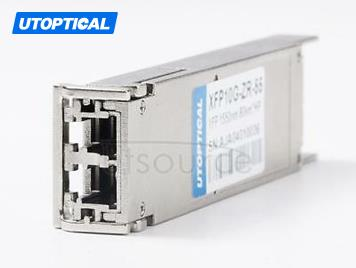 Extreme Networks 10GBASE-ZR100-XFP Compatible XFP10G-ZRC-55 1550nm 100km DOM Transceiver