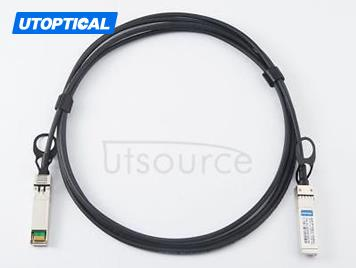 1.5m(4.9ft) Juniper Networks EX-SFP-10GE-DAC-1.5M Compatible 10G SFP+ to SFP+ Passive Direct Attach Copper Twinax Cable
