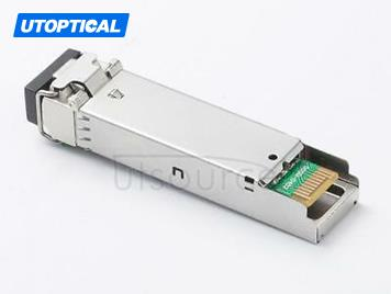 Brocade E1MG-EZX-100 Compatible SFP1G-EZX-55 1550nm 100km DOM Transceiver