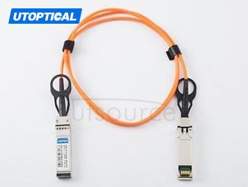 3m(9.84ft) Intel XXVAOCBL3M Compatible 25G SFP28 to SFP28 Active Optical Cable