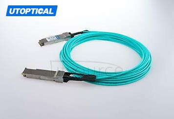 150m(492.13ft) Gigamon CBL-4150 Compatible 40G QSFP+ to QSFP+ Active Optical Cable