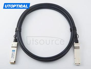 7m(22.97ft) Extreme Networks 40GB-C07-QSFP Compatible 40G QSFP+ to QSFP+ Passive Direct Attach Copper Twinax Cable