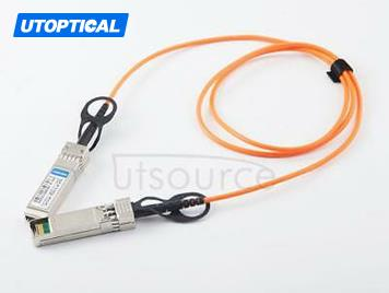 50m(164.04ft) H3C SFP-XG-D-AOC-50M Compatible 10G SFP+ to SFP+ Active Optical Cable
