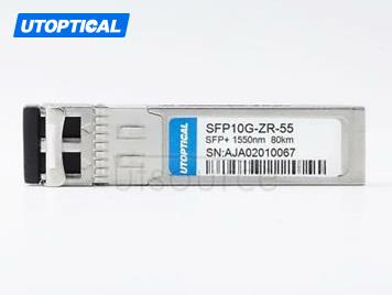 Generic Compatible SFP10G-ZR-55 1550nm 80km DOM Transceiver