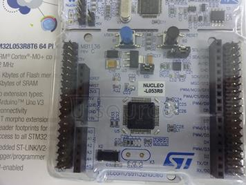 NUCLEO-L053R8, STM32L NUCLEO Board
