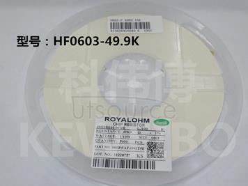 0603 HF 49.9K 49K9 1/10W 1% (1000PCS)