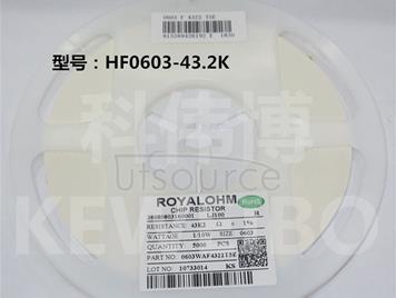 0603 HF 10.2K 10K2 1/10W 1% (1000PCS)