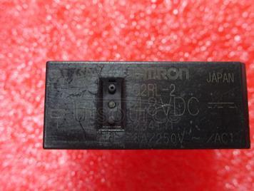 G2RL-2-DC48V G2RL-2-48VDC 48V 8A 8PINS