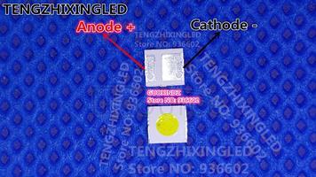 UNI LED Backlight TV DOUBLE CHIPS 1.5W 3537 3535 Cool white For LED LCD Backlight TV Application MSL-638AEGZW