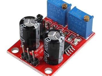 LDTR - WG0004 NE555 Pulse Frequency Duty Cycle Adjustable Module Square Wave Signal Generator