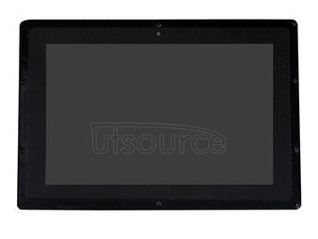 WAVESHARE 10.1inch HDMI LCD (B)  Resistive Touch Screen, HDMI interface with Case, Supports Multi mini-PCs