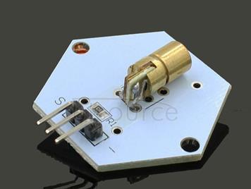 LDTR - 0012 Laser Transmitter Module for Arduino -White