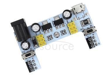 LDTR-WG0253/B DC 5V/3.3V 2-Channel Breadboard Power Module