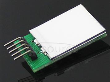 LDTR - A0007 Touch Key Self-locking Switch Module  DC 3.3 - 5V LED Capacitive with Blue / Yellow Backlight for Arduino  -  White and Green