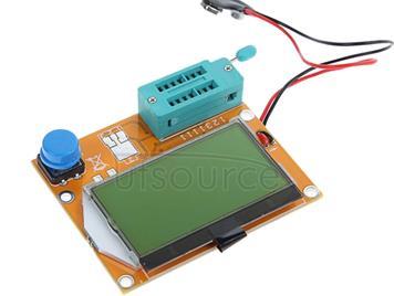 LDTR-WG0218 Transistor Tester Resistance Capacitance Diode ESR SCR Inductance Meter