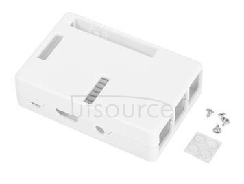 LDTR - WG0012 ABS Case Protective Box Compatible with Raspberry Pi 2 Model B / B + - White
