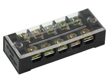TB-2505 600V 25A Double Row 5 Position Terminal Connector (25A / 5P)