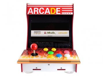 Waveshare Arcade-101-1P, Arcade Machine Based on Raspberry Pi