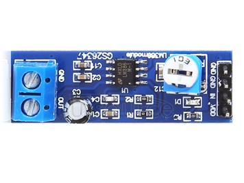 LDTR - WG0044 LM386 20 Gain Audio Amplifier Module for Arduino